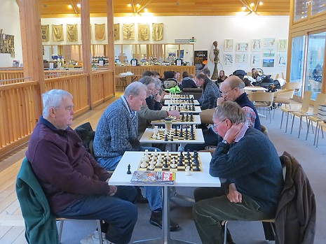 Playing Chess at the Apex