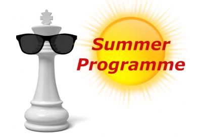 Summer Programme 2021